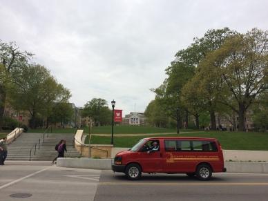 On the UW-Madison campus